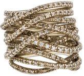 H.Stern 18K Zephyr Diamond Ring