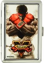 Buckle Down Buckle-Down Buckle-Down Business Card Holder - Street Fighter Accessory