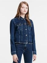 Calvin Klein Jeans Blue Stonewash Denim Jacket