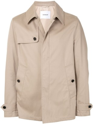 Dondup Short Trench Coat