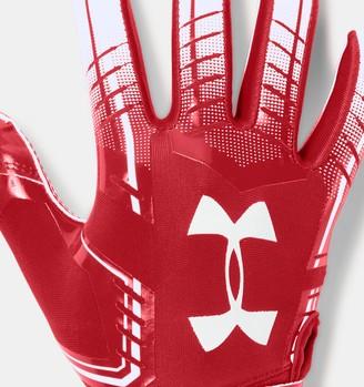 Under Armour Boys' UA F6 Football Gloves