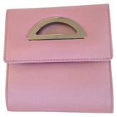 Christian Dior Pink Silk Purse