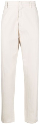 Dondup Turn-Up Cuff Pleated Trousers