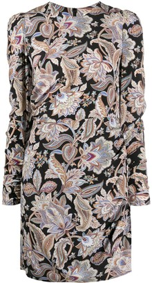 Zimmermann Jacobean mini dress
