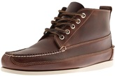 G.H. Bass Weejun Ranger Pull Up Leather Boots Brown