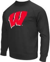 Men's Stadium Wisconsin Badgers College Crew Sweatshirt