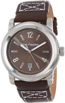 Hush Puppies Men's HP.3378M.2517 Classic Date Genuine Leather Watch