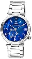 Mother of Pearl Women's Celeste Stainless Steel & Blue Watch