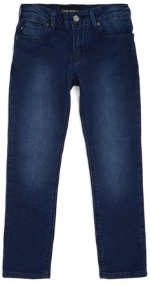 Emporio Armani Kids Five-Pocket Skinny Jeans