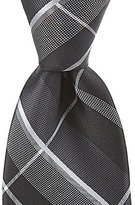 Murano Pic Plaid Narrow Silk Tie