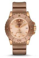 Emporio Armani Men's AR6082 Sport Rose Gold Silicone Watch