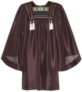 Etro Silk mini dress