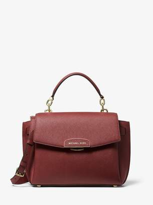 MICHAEL Michael Kors Rochelle Medium Saffiano Leather Satchel