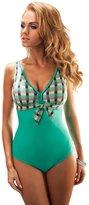 Aquarilla Luxury Swimwear Women's swimming costume one piece swimsuit swimwear