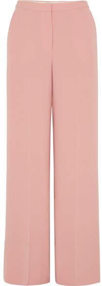 Elizabeth and James Harmon Crepe Wide-leg Pants - Pink
