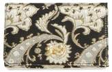 Ted Baker Paisley Bow Clutch - Black