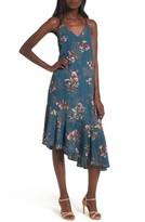 Soprano Women's Asymmetrical Midi Dress