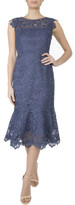 Anthea Crawford Guipure Lace Gown Ka06589
