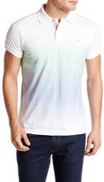 Micros Tailored Fit Sublimation Printed Jersey Polo