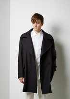 Maison Margiela Line 14 Double Breasted Coat