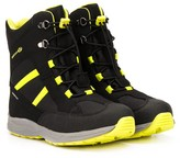 Geox Kids lace up ankle boots