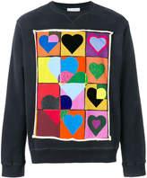 J.W.Anderson hearts sweatshirt