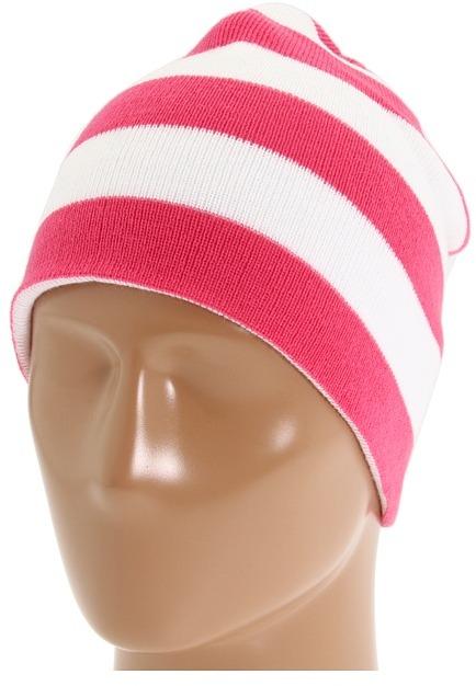 Neff Reversibella Beanie (White/Pink) - Hats