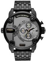 Diesel R) Little Daddy Chronograph Bracelet Watch, 52mm