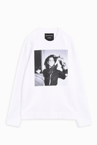 Raf Simons Patti Smith Sweatshirt