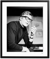 Camilla And Marc Michael Caine Smokes 1965, 50 X 40 cm, Limited Edition