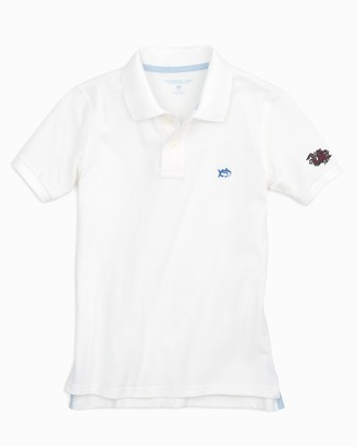 Southern Tide USC Gamecocks Boys Polo Shirt