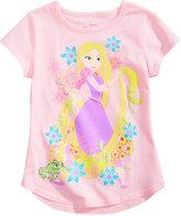 Disney Disney's Tangled Cotton T-Shirt, Toddler Girls (2T-5T)
