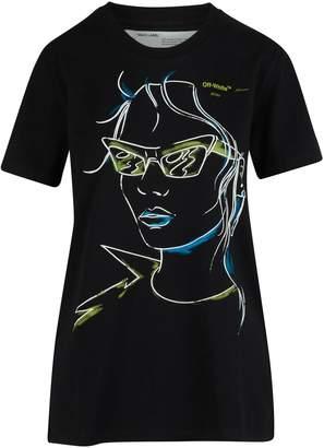 Off-White Off White Sunglasses woman t-shirt