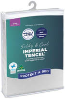Protect A Bed Protect-A-Bed Tencel Jacquard Pillow Protector (Each) - King Pillow