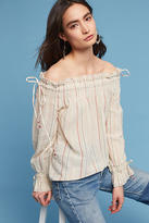Love Sam Azalea Off-The-Shoulder Blouse