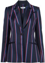 Altuzarra striped blazer - women - Cotton/Virgin Wool - 36