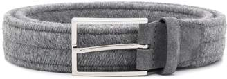 Orciani chevron belt