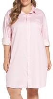 Lauren Ralph Lauren Plus Size Women's Sleep Shirt
