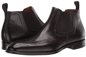 Bruno Magli Lamberto (Dark Brown) Men's Shoes