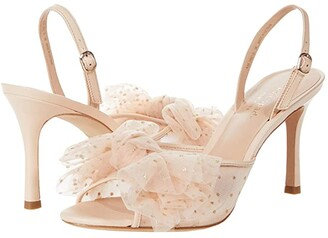 Kate Spade Bridal Sparkle (Soft Rosebud) Women's Shoes