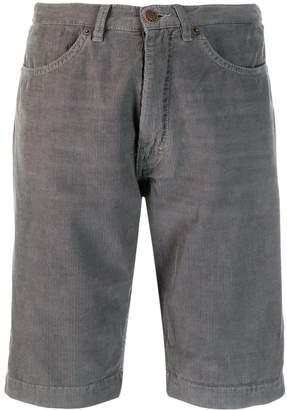 6397 Corduroy Knee-Length Shorts