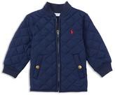 Ralph Lauren Infant Boys' Diamond Quilted Jacket - Sizes 3-24 Months