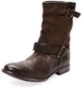 Bed Stu Francesca Double Buckle Boot