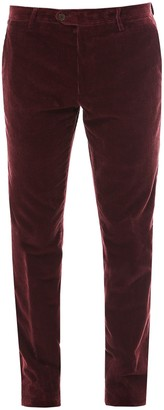 Etro Corduroy Slim-Fit Trousers