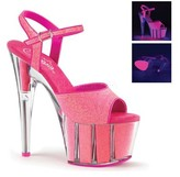Pleaser USA Women's Adore 709G Ankle-Strap Sandal