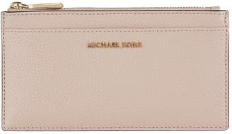 MICHAEL Michael Kors Leather Money Pieces Card Holder