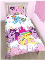 My Little Pony Equestria Single Duvet Cover Set