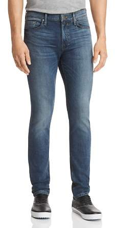 Paige Lennox Skinny Fit Jeans in Dustin