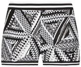Missoni Patchwork Shorts