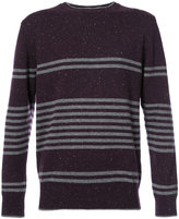 Eleventy horizontal stripe sweater - men - Cashmere - S